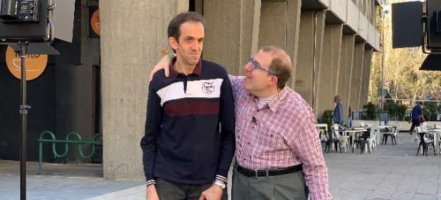 Los 'Campeones' piden el voto de los discapacitados para las elecciones europeas