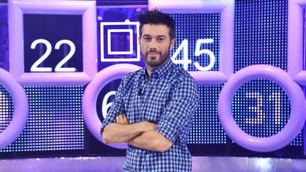 Dani Martínez, en 'El concurso del año'.