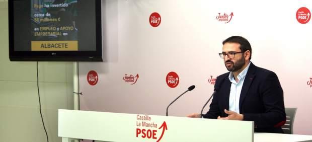 PSOE quiere hacer llegar a un millón de ciudadanos de CLM por redes sociales lo