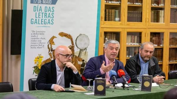 Impulsan una obra que aborda textos de Antón Fraguas sobre la cultura alrededor