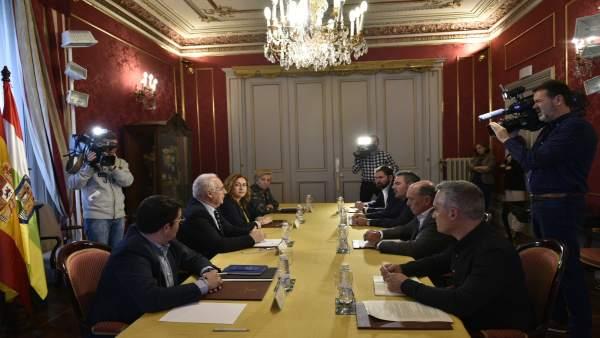 El Consejo del Dialogo Social aprueba la creación del Observatorio de la Industr
