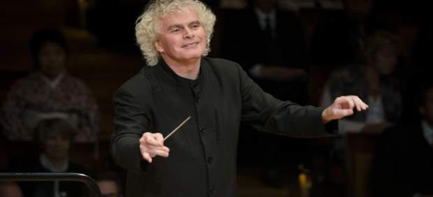 La London Symphony, con Simon Rattle, será orquesta residente del FIS hasta 2020