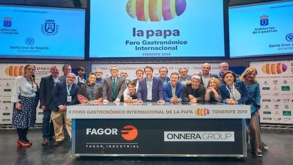 Tenerife reúne a un panel de expertos de 'altísimo nivel' en el 'II Foro Gastron