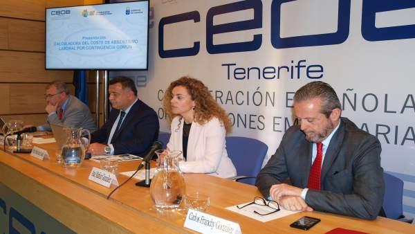 El absentismo laboral en Canarias supuso un coste de 665 millones de euros en 20