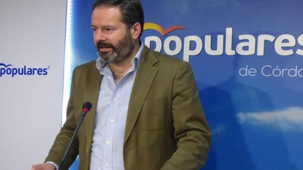 Córdoba.-28A.-Molina dice que el PP cuenta con candidatos 'solventes que conocen