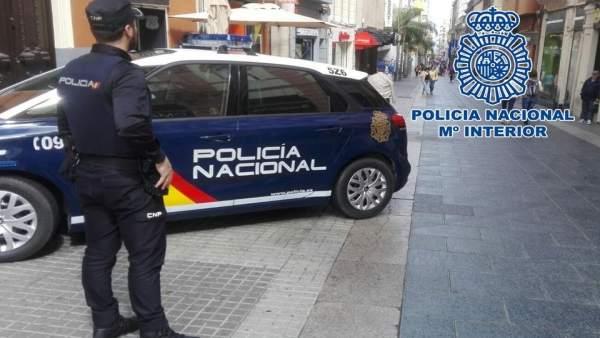 Granada.- Sucesos.- Detenido un padre y sus tres hijos por la agresión a un homb