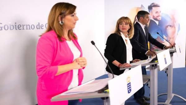 Consejo.- Canarias cierra esta legislatura con la aprobación de la Ley de Servic