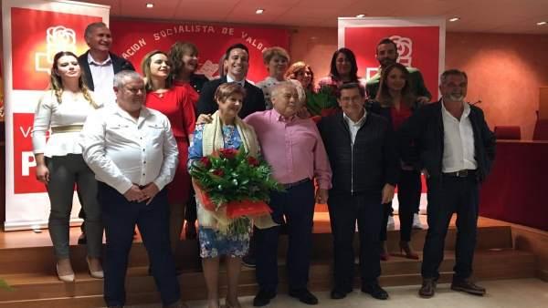 Granada.- 26M.- Antonio García encabeza candidatura del PSOE en Valderrubio para