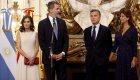 Los Reyes Felipe y Letizia visitan Argentina