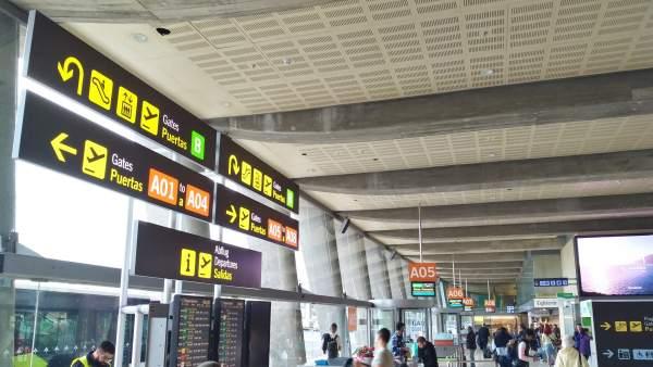 Invierten 230.000 euros en la renovación de la señalética de Tenerife Norte