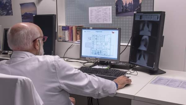 El CHN implanta el sistema de ubicación 'Ubika' para mejorar la eficiencia de lo
