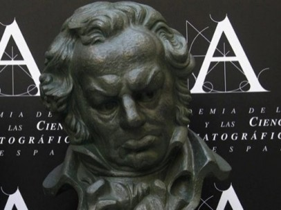 Busto de Goya