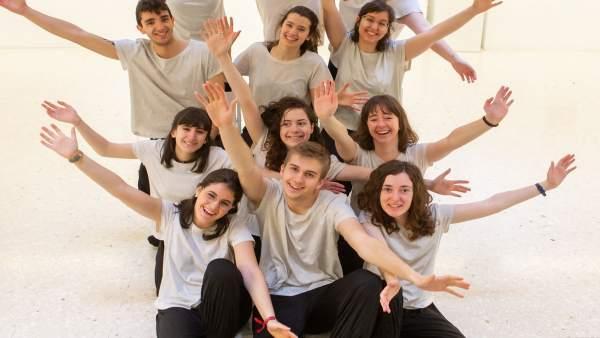 El Grupo de Teatro de la UPNA estrena este martes en Soria 'Algún amor que no ma
