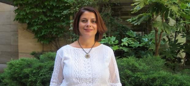 La alcaldesa de Teruel, Emma Buj (PP)