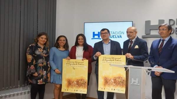 Huelva.- Almonte acoge este fin de semana el I Concurso Internacional de Enganch