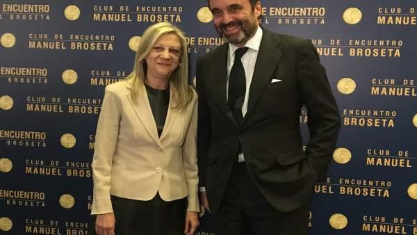El embajador representante de España en la UE ve 'posible' un 'Brexit ordenado'