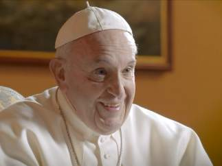 El Papa, con Jordi Évole