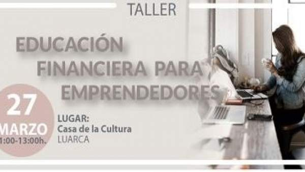 La Casa de Cultura de Luarca acoge un taller de educación financiera