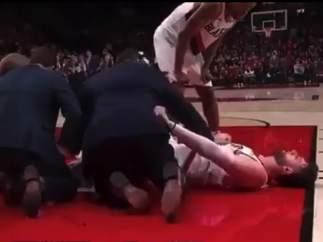 Nurkic lesionado ante los Nets
