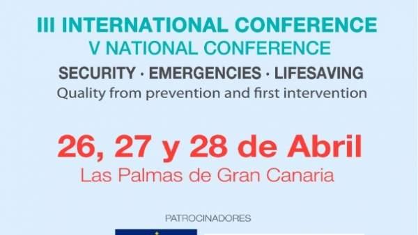 La ULPGC participará en el III Congreso de Seguridad, Emergencias y Socorrismo q