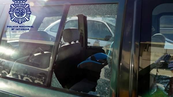 Huelva.-Sucesos.- La Policía detiene al presunto autor de dos atracos y dos deli