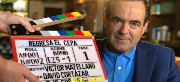 José Bono, Guillermo Montesinos y Víctor Matellano presentan en Tenerife el docu