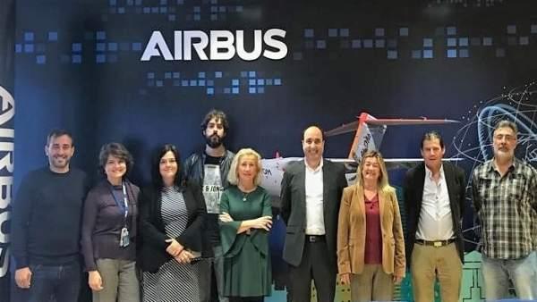 Sevilla.- Ciencias del Trabajo de la US y Airbus participan en un proyecto que a