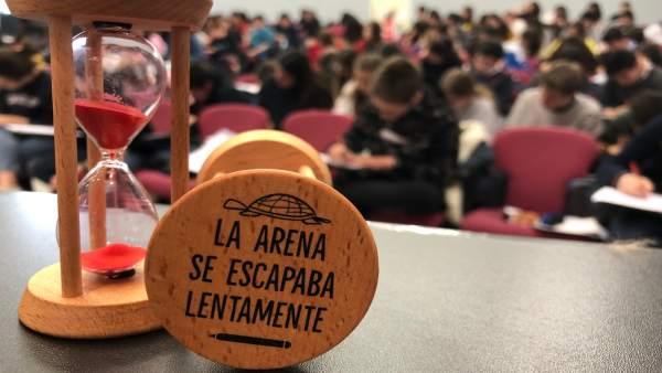 La Fundación Coca-Cola reúne a 315 jóvenes asturianos en su Concurso de Relato C