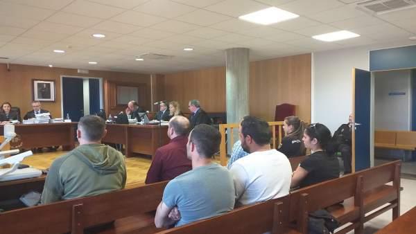Tribunales.- Las escuchas desvelan los contactos con Galicia de la red que intro