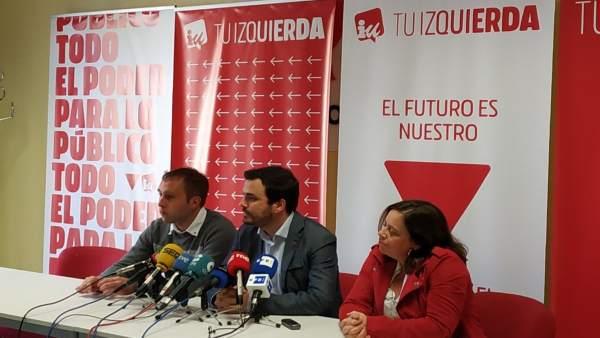 Garzón: 'No estamos jugando la democracia'