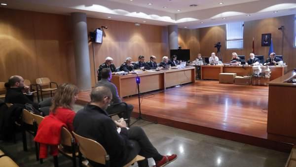 Trib.- Rebollo se 'arrepiente' de no hacer dimitido en septiembre de 2011 y 'dej