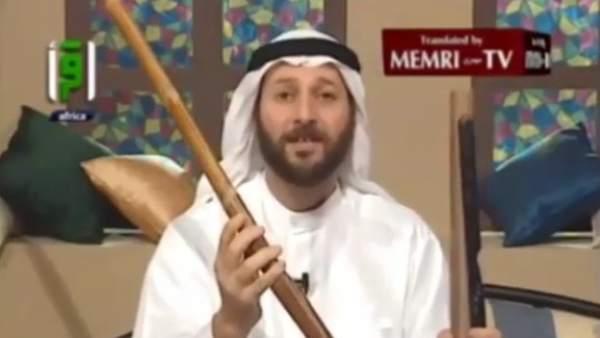 El imán Jasem Al Mutawa.