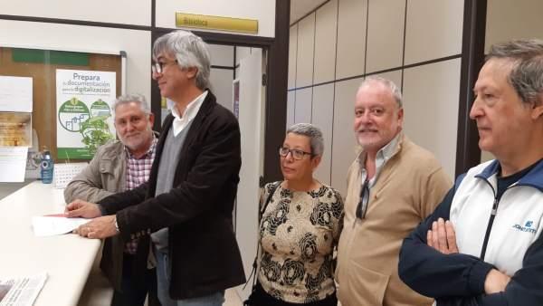 Sevilla.- IU recurre al Consejo de Transparencia para pedir información sobre el