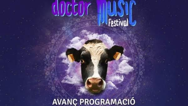 Cartel de Doctor Music Festival.
