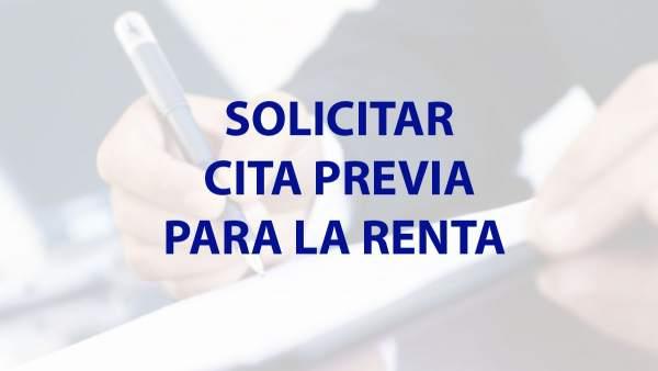 Agencia Tributaria Cita Declaracion Tenta 2019