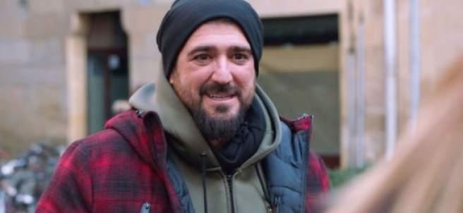 Antonio Orozco en 'Allí abajo'