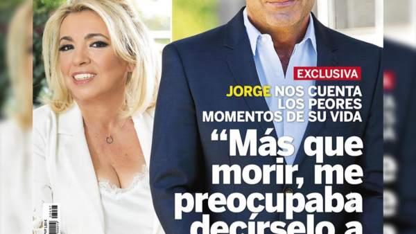 Carmen Borrego muestra los resultados de la operación de papada