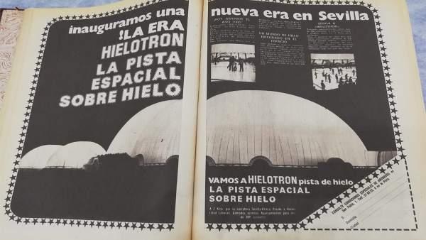 La obra del arquitecto De Prada Poole se exhibe en Sevilla con una 'gran monográ
