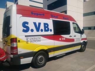 Dos ferits en un accident amb quatre cotxes i una furgoneta implicats a Vallada
