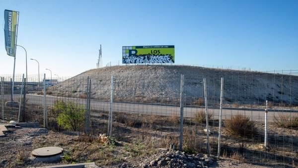 Los trabajos iniciales en Los Berrocales comenzaron en 2007.