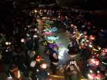 Atropello en Guatemala