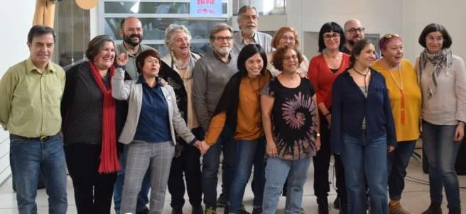Arce, Rodríguez y Carmona, entre los integrantes de la candidatura que concurrirán a las primarias de Madrid en Pie.