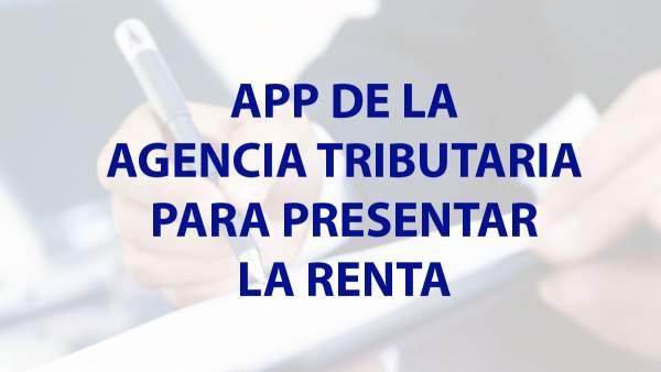 App Agencia Tributaria - Foto SEO