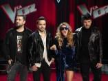 Jurado de la 'La Voz' en Antena 3