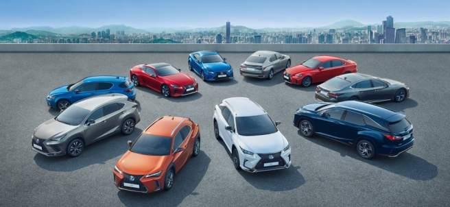 Full Drive: el nuevo sistema de financiación de Lexus que permite el pago por uso