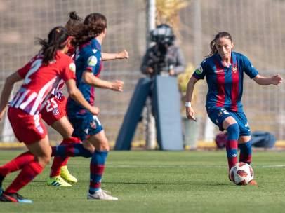 Levante UD - Atlético femenino