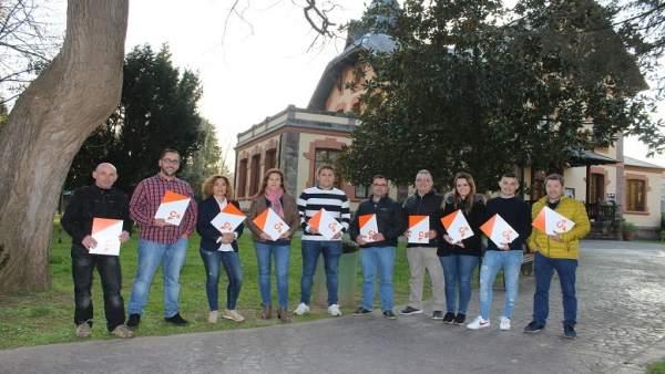 26M.- Ciudadanos Confirma Una Nueva Agrupación En Cabezón De La Sal Coordinada P