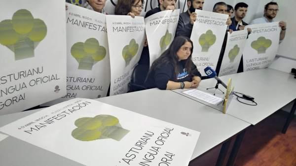 La XDLA afirma que la manifestación por la oficialidad del 6 de abril va a ser '