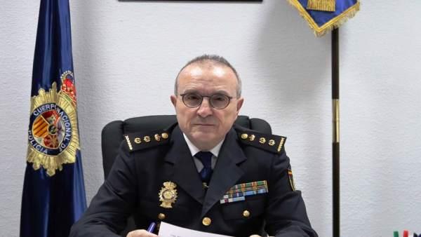 Sevilla.- 26M.- El comisario de Policía Nacional Jesús Gómez Palacios irá en la