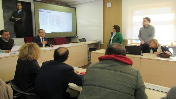 28A.- Torrelavega.- Un Total De 41.381 Electores Podrán Ejercer Su Derecho Al Vo